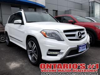 Used 2015 Mercedes-Benz GLK-Class 250 BlueTecBlueTEC/NAVI/PANORAMIC/LTHR-TORONTO for sale in North York, ON