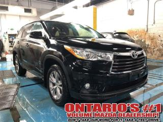 Used 2014 Toyota Highlander LE, REVERSE CAM-TORONTO for sale in North York, ON
