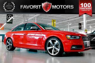 Used 2013 Audi S4 3.0T Premium QUATTRO | LTHR | NAV | BACK-UP CAM for sale in North York, ON