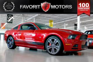 Used 2013 Ford Mustang V6 | NAV | BACK-UP CAM | HEATED SEATS for sale in North York, ON