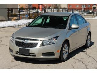 Used 2014 Chevrolet Cruze 1LT Bluetooth | AC | CERTIFIED for sale in Waterloo, ON