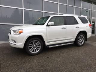 Used 2013 Toyota 4Runner Limited for sale in Surrey, BC