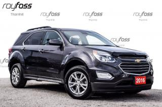 Used 2016 Chevrolet Equinox LT True North Pkg Nav Roof for sale in Thornhill, ON