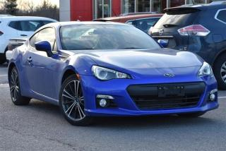 Used 2015 Subaru BRZ Sport-Tech 6sp Navigation*Alloys*Heated Seats for sale in Ajax, ON