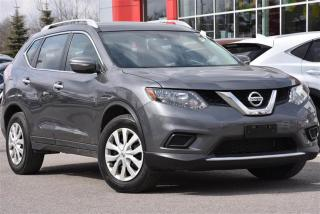 Used 2015 Nissan Rogue S FWD CVT Low Kms*Great Shape for sale in Ajax, ON