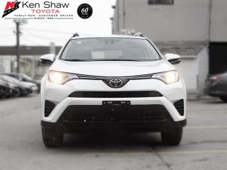 Used 2017 Toyota RAV4 LE UPGRADED PACKAGE for sale in Toronto, ON