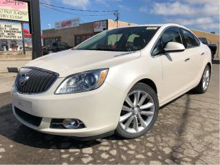 Used 2014 Buick Verano NAV SUNROOF MAGS LEATHER & CLOTH for sale in St Catharines, ON