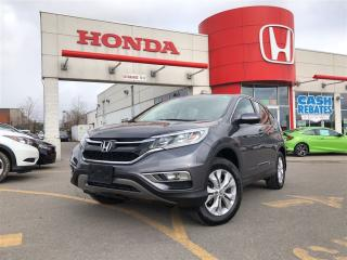 Used 2015 Honda CR-V EX, AWD model, one owner for sale in Scarborough, ON