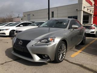 Used 2015 Lexus IS 250 Base, only 24, 000 kilometers, must be seen for sale in Scarborough, ON