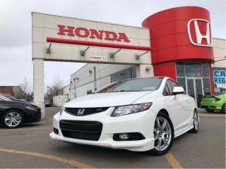 Used 2013 Honda Civic COUPE Si, just arrived, HFP kit for sale in Scarborough, ON