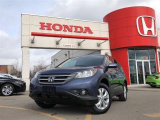 Used 2013 Honda CR-V EXRoadsport original for sale in Scarborough, ON