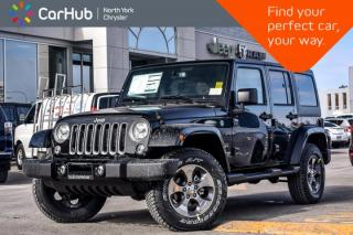 New 2018 Jeep Wrangler JK Unlimited New Car|LED Lighting,Connect.,Pkgs|Keyless_Entry for sale in Thornhill, ON