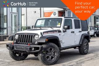 New 2018 Jeep Wrangler JK Unlimited New Car Rubicon|LED Lighting,Connect.Pkgs|17