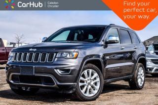 Used 2017 Jeep Grand Cherokee Limited|4x4|Navi|Backup Cam|Bluetooth|R-Start|Leather|Heated Seats|20