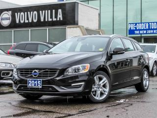 Used 2015 Volvo V60 T5 AWD Premier Plus for sale in Thornhill, ON