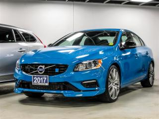 Used 2017 Volvo S60 T6 AWD Polestar for sale in Thornhill, ON