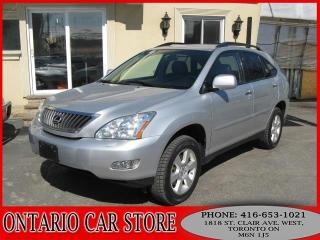 Used 2009 Lexus RX 350 AWD !!!LOCAL ONTARIO CAR!!! for sale in Toronto, ON