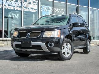 Used 2007 Pontiac Torrent FWD/ WITH WINTER TIRES.. for sale in Scarborough, ON