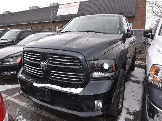 Used 2015 Dodge Ram 1500 Sport NAVIGATION, LEATHER, SUNROOF !!! for sale in Concord, ON