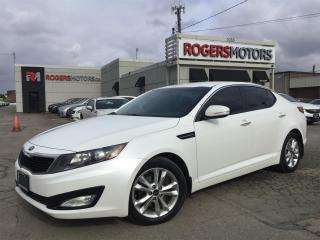 Used 2013 Kia Optima EX GDI - LEATHER - REVERSE CAM - HTD SEATS for sale in Oakville, ON