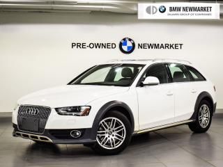 Used 2013 Audi A4 Allroad 2.0T Premium Tip Qtro for sale in Newmarket, ON