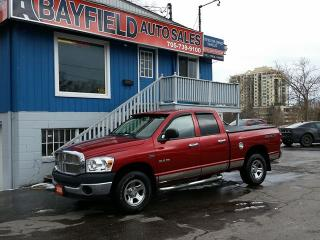 Used 2008 Dodge Ram 1500 SXT Quad Cab 4x4 **5.7L HEMI/Only 122k** for sale in Barrie, ON