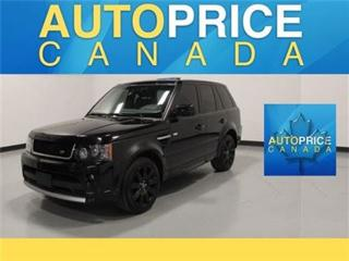 Used 2013 Land Rover Range Rover Sport Supercharged NAVIGATION AND MORE for sale in Mississauga, ON