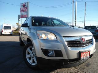 Used 2008 Saturn Outlook AWD 8 PASSENGER TOW NEW TRANY PW PL PM A/C for sale in Oakville, ON