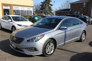 Used 2017 Hyundai Sonata 2.4L GL Heated Seats Bluetooth for sale in Brampton, ON