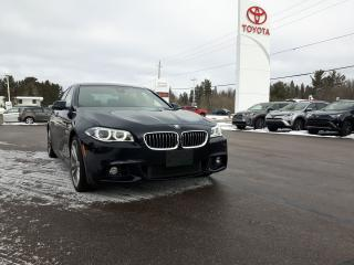Used 2016 BMW 5 Series 535i xDrive for sale in Ottawa, ON