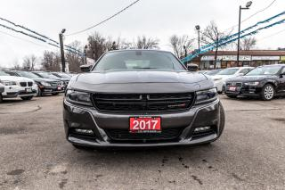 Used 2017 Dodge Charger SXT, SUNROOF NO ACCIDENTS for sale in Brampton, ON