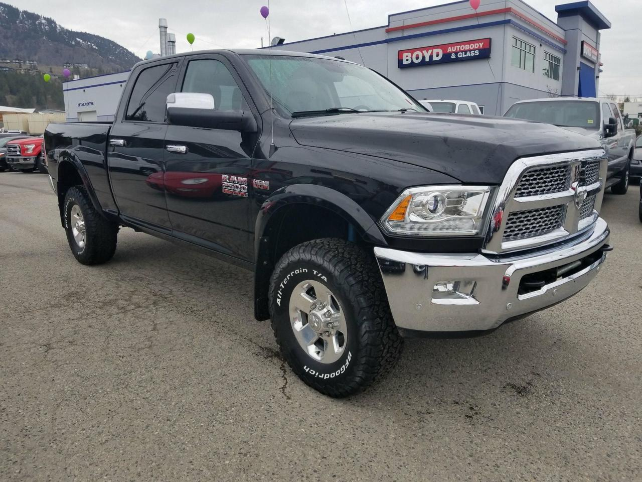used 2017 ram 2500 power wagon for sale in quesnel british columbia. Black Bedroom Furniture Sets. Home Design Ideas