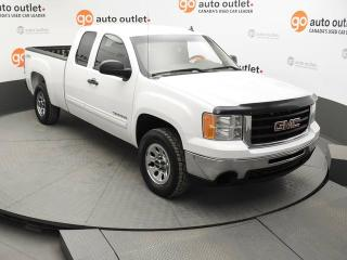 Used 2010 GMC Sierra 1500 SL 4x4 Extended Cab 6.6 ft box. for sale in Edmonton, AB
