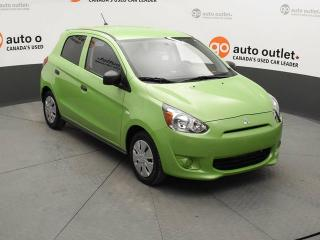 Used 2015 Mitsubishi Mirage DE for sale in Edmonton, AB