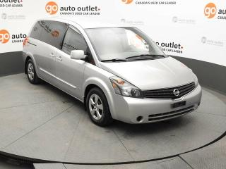 Used 2008 Nissan Quest 3.5 S 4dr Front-wheel Drive for sale in Edmonton, AB