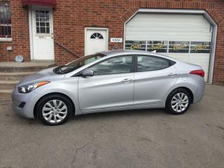Used 2012 Hyundai Elantra GLS for sale in Bowmanville, ON
