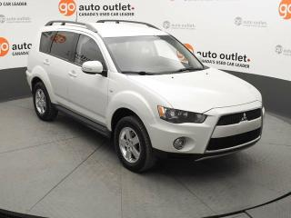 Used 2013 Mitsubishi Outlander LS 4X4 for sale in Red Deer, AB
