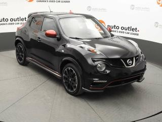 Used 2014 Nissan Juke NISMO 4dr Front-wheel Drive for sale in Red Deer, AB