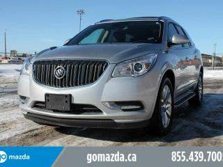 Used 2017 Buick Enclave PREMIUM AWD FULL LOAD ACCIDENT FREE for sale in Edmonton, AB