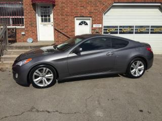 Used 2010 Hyundai Genesis Coupe Premium for sale in Bowmanville, ON