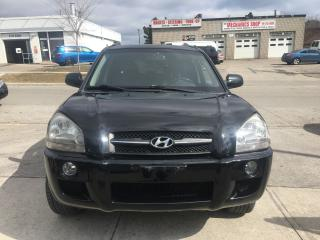 Used 2008 Hyundai Tucson for sale in Scarborough, ON