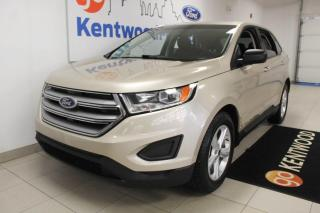 Used 2018 Ford Edge 3 Mos Deferral! *oac | SE AWD ecoboost with push start/stop and a back up cam for sale in Edmonton, AB