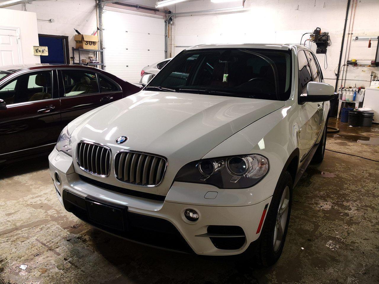 2011 BMW X5 35D