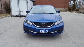 Used 2015 Honda Civic EX for sale in Scarborough, ON