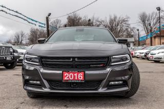Used 2016 Dodge Charger SXT PLUS AWD LEATHER SUNROOF NAVIGATION NO ACCIDEN for sale in Brampton, ON