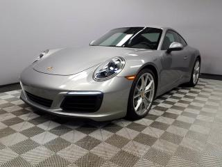 Used 2018 Porsche 911 CERTIFIED PRE-OWNED | Sport Exhaust | PASM | for sale in Edmonton, AB
