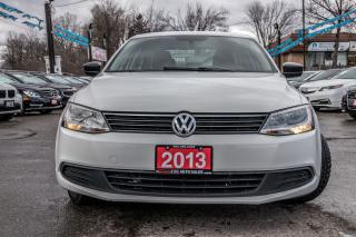 Used 2013 Volkswagen Jetta Comfortline BLUETOOTH HEATED SEATS NO ACCIDENTS for sale in Brampton, ON