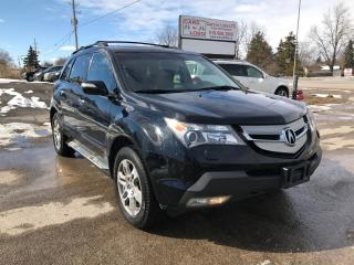 Used 2008 Acura MDX Tech pkg for sale in Komoka, ON
