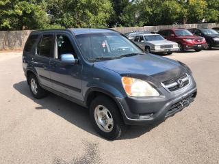 Used 2002 Honda CR-V EX for sale in London, ON
