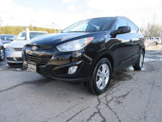 Used 2013 Hyundai Tucson GLS AWD / ONE OWNER / SERVICE HISTORY for sale in Newmarket, ON